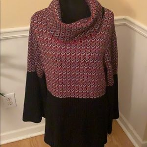 Style and Co cowl neck sweater